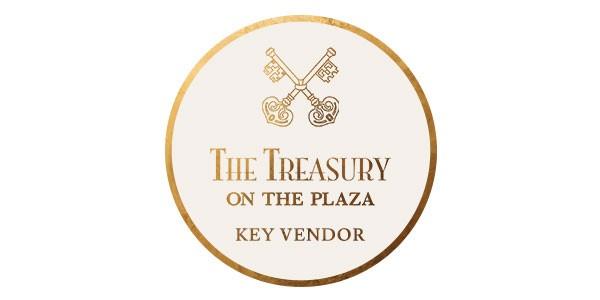Treasury on the Plaza Key Vendor